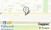 Аква-Вест на карте