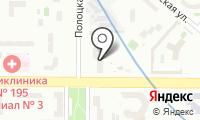 У Долгорукова на карте