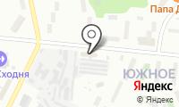 Мотто-1 на карте