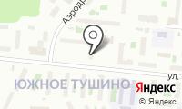 Центровес на карте