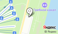 Автостоянка на Крылатской на карте