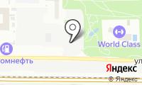 АЛАС на карте