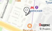 Магазин трикотажных изделий на карте