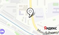 Зарница на карте