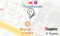 Магазин мужского нижнего белья на карте