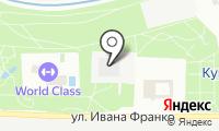 Волнорез на карте