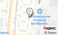 Московская классическая гимназия на карте