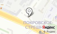Аэровальс на карте