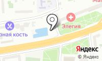 A-motors на карте