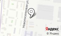 Автотерм на карте