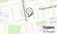 Библиотека №191 на карте
