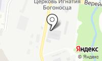Автодоркомплекс на карте