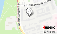 Центр электромагнитной безопасности на карте