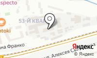 Locus на карте