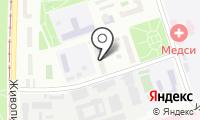 Юные москвичи на карте