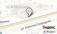 Авто-Айрон на карте