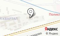 Техномаш-Фили-Давыдково на карте