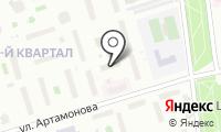 Фили-Давыдково на карте
