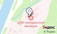 Клиника доктора Александрова на карте