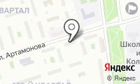 Фили-Дизайн на карте