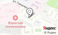 Гороценка на карте