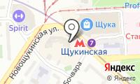 Стрелок на карте