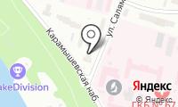 МаксАл на карте