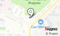 Модернизация на карте