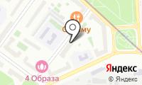 ОПОП Северо-Западного административного округа на карте