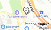 Шиномонтажная мастерская на Дыбенко на карте