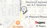 Служба Управления Федеральной службы РФ по контролю за оборотом наркотиков по г. Москве на карте