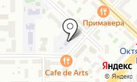 Детский сад №2177 на карте