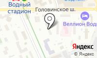 Навитор НСК на карте