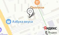 РГВА на карте