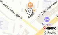 Мастерская по ремонту обуви и одежды на ул. 26 Бакинских Комиссаров на карте
