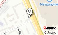 ОПОП Северного административного округа на карте