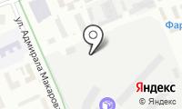 Эдрэм Пласт на карте