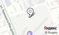 МАГ на карте
