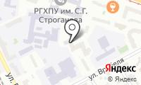 Ройд на карте