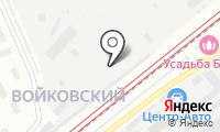 GT-переезд на карте