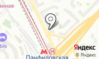 АСТ-Капстрой на карте