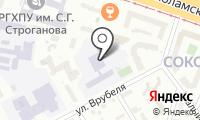Средняя общеобразовательная школа №149 на карте