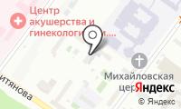 Детский сад №2415 на карте