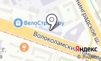 ИСУП на карте
