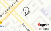 Архиздрав на карте