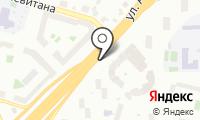 Продовольственный магазин на Алабяна на карте