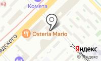 Магазин хлебобулочных и кондитерских изделий на карте