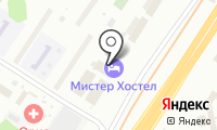 Спорт-бар на карте