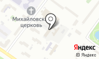 АЛЬБИУС-М на карте