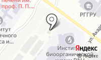 Шиномонтажная мастерская на Академика Опарина на карте
